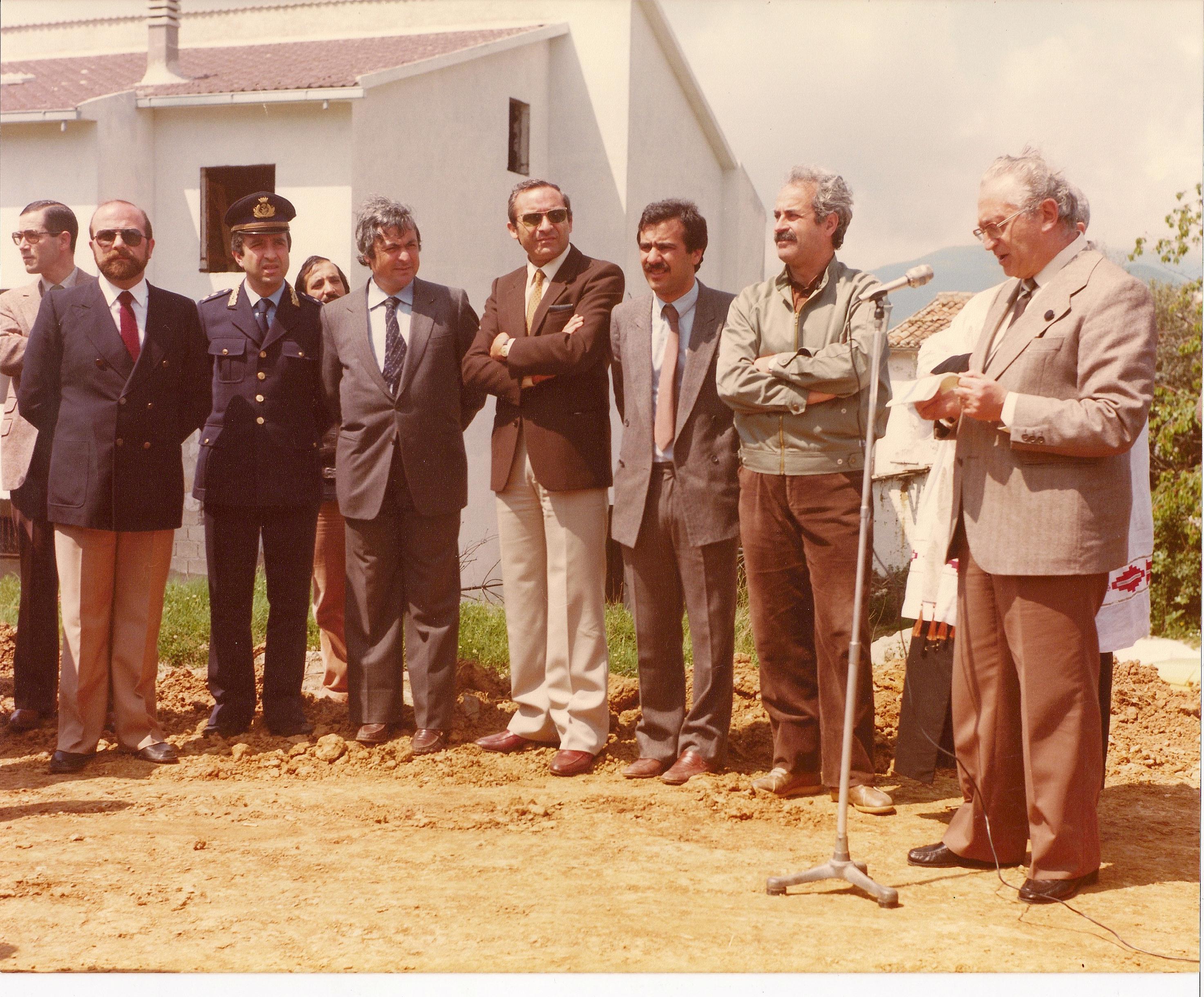 Inaugurazione asilo nido San Marco Argentano